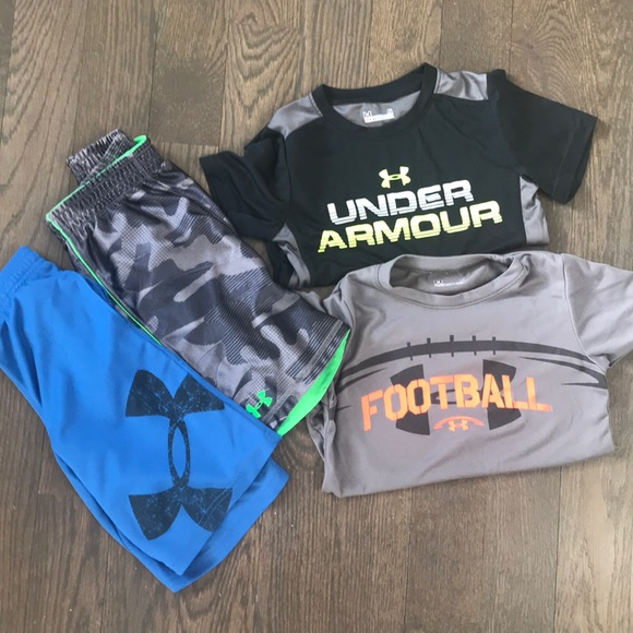 little boys under armour